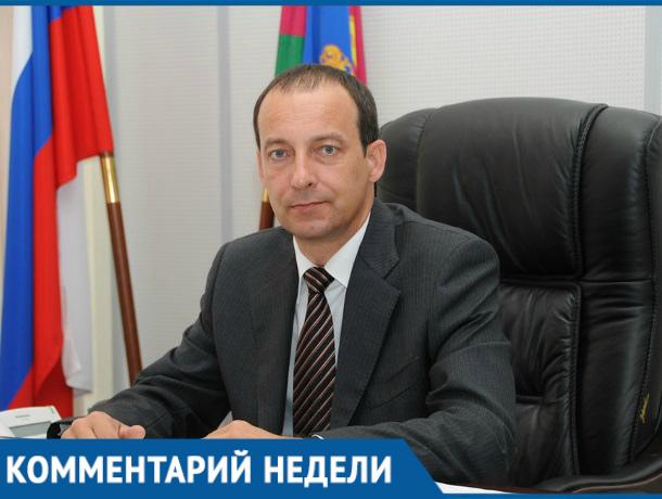 Волонтером может стать каждый! - председатель Законодательного Собрания Кубани Юрий Бурлачко