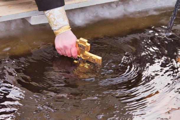 Стало известно, где в Краснодаре можно будет искупаться на Крещение