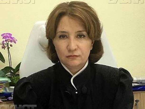 На Кубани назначили новых судей: Елены Хахалевой отстранение не коснулось