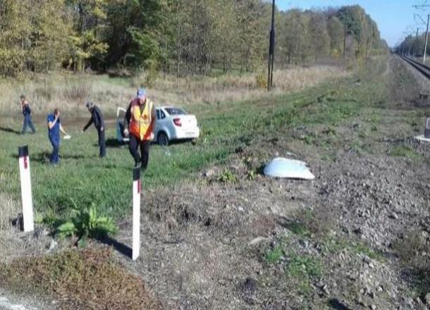 Очередное ДТП с поездом на Кубани: погиб один человек
