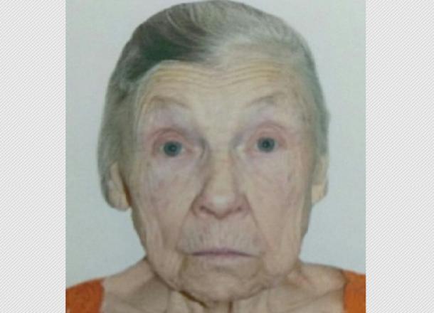 В Краснодаре пропала 81-летняя бабушка