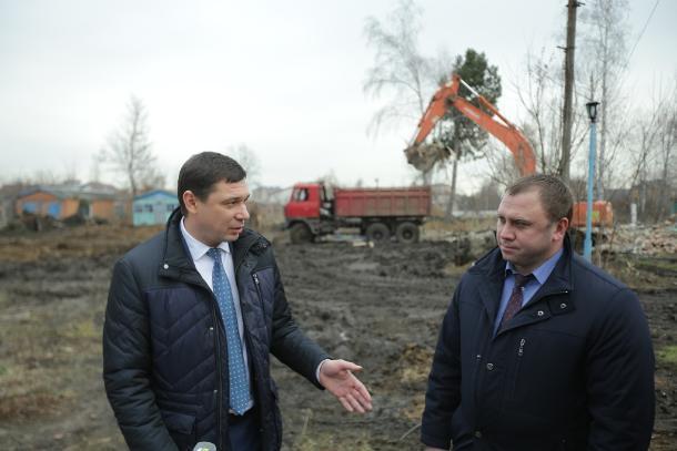 В Краснодаре начали строительство новой школы на 1100 мест