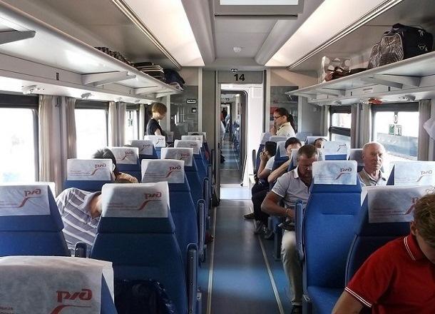Почти 50 поездов задержаны из-за ливней на Кубани