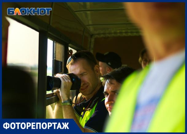 Первый за семь лет споттинг собрал в аэропорту Краснодара охотников за самолетами