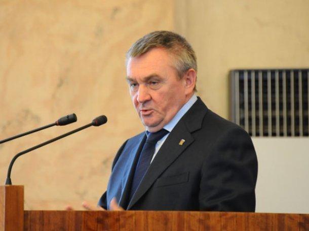 Спикер Заксобрания Кубани выдвинут на очередной за 21 год депутатский срок