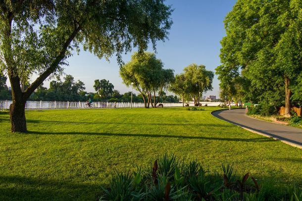 История Краснодара: как появился самый крупный парк в крае