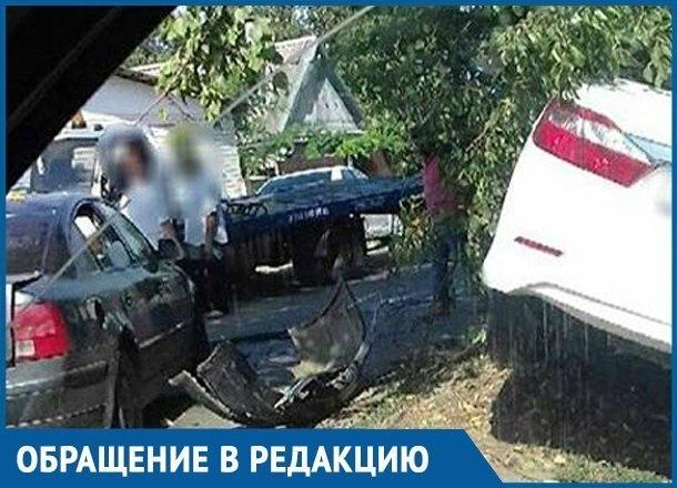 «По четыре ДТП в день»: В Краснодаре жители «проклятого» перекрестка молят власти положить «полицейских»