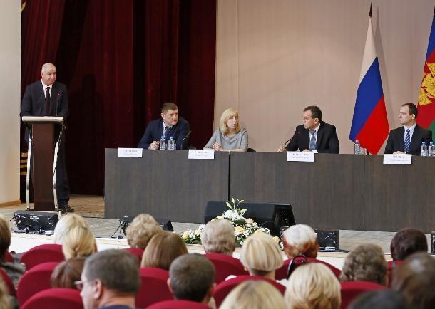 Губернатор Кубани поддержал выдвижение Игоря Дяченко на должность главы Новороссийска