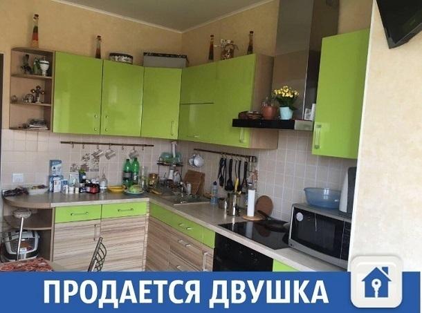 В Краснодаре продается 2-комнатная квартира