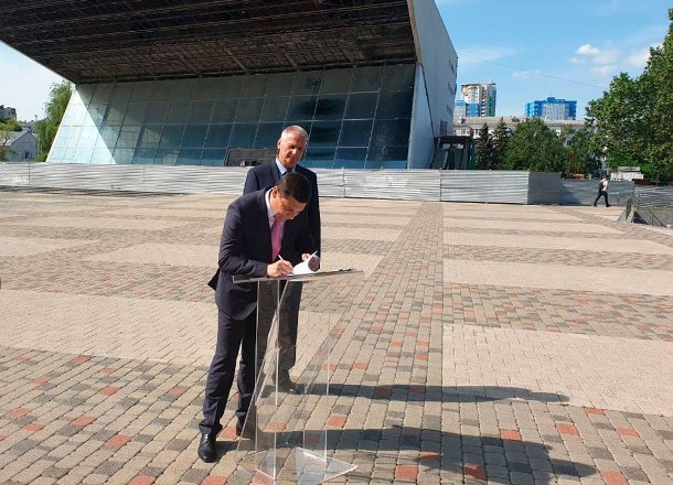 Озвучена стоимость и окончание ремонта «Авроры» в Краснодаре