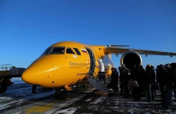 Житель Сочи сдал билет на Ан-148 и спасся