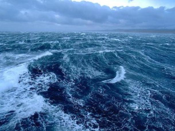 В Черном море возле Сочи произошло землетрясение