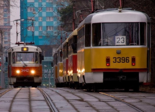 Пять трамвайных маршрутов изменят расписание в Краснодаре