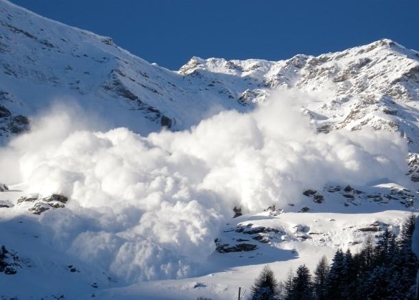 Гололед и риск лавин ожидают Кубань на этой неделе