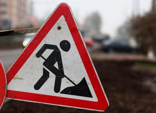Из-за ремонта ливневки в Краснодаре перекрыли 23 дорожных участка