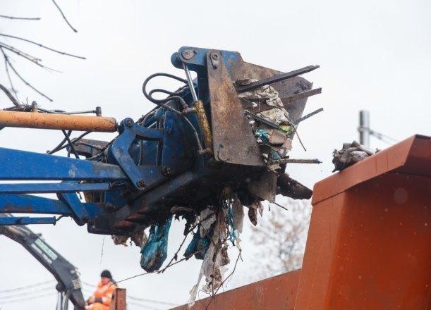 Почти тысячу несанкционированных свалок разобрали в Краснодаре
