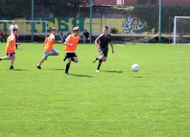 Футбольный турнир среди детей пройдет в Краснодаре