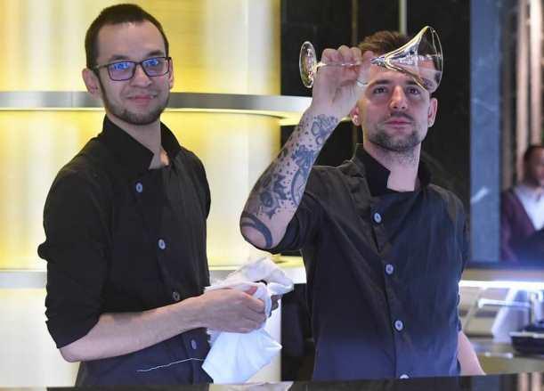 Галицкий открыл в Краснодаре первое кафе