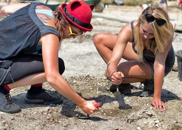На Кубани ищут волонтеров для раскопок античных руин