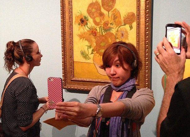 Селфи в музеях Краснодара разрешат на один день