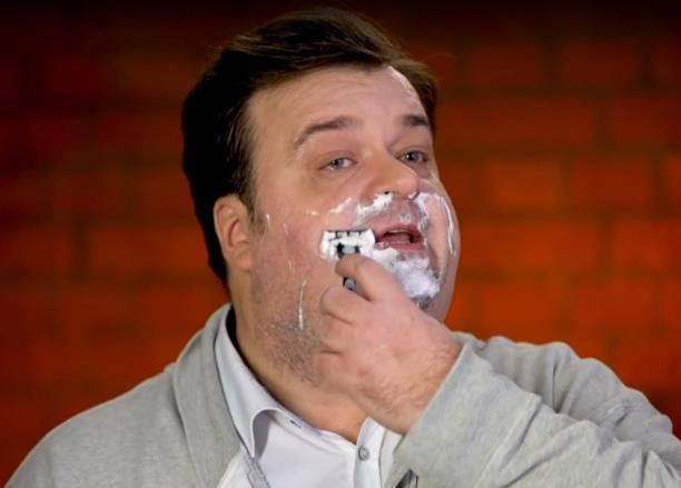 ФК «Краснодар» вынудил Василия Уткина сбрить бороду