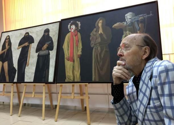 Посмертная выставка картин Василия Монастырного пройдет в Краснодаре
