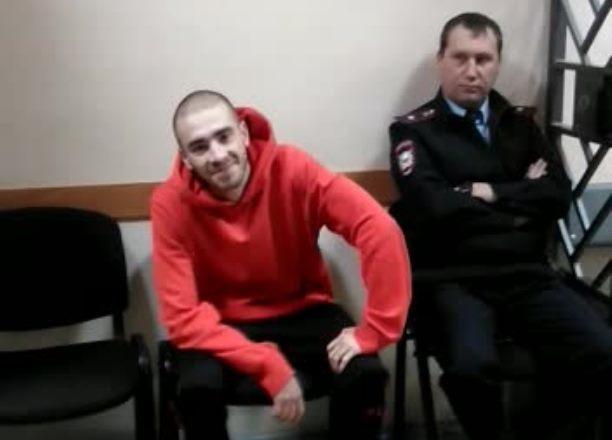 Рэпера Хаски в Краснодаре арестовали на 12 суток