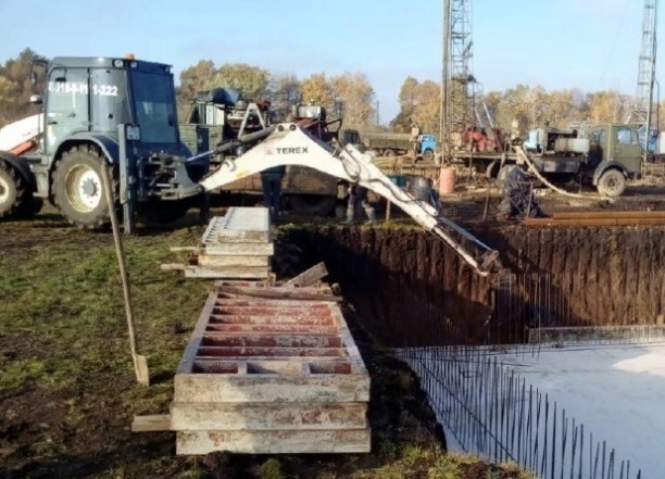 Артезианскую воду впервые получат многодетные семьи поселка в Краснодаре