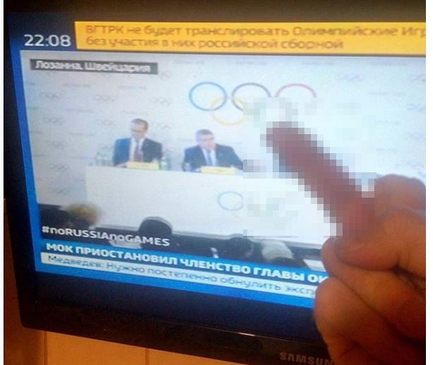 #NoRussiaNoGames: Кубань послала МОК вместе с их Олимпийскими играми