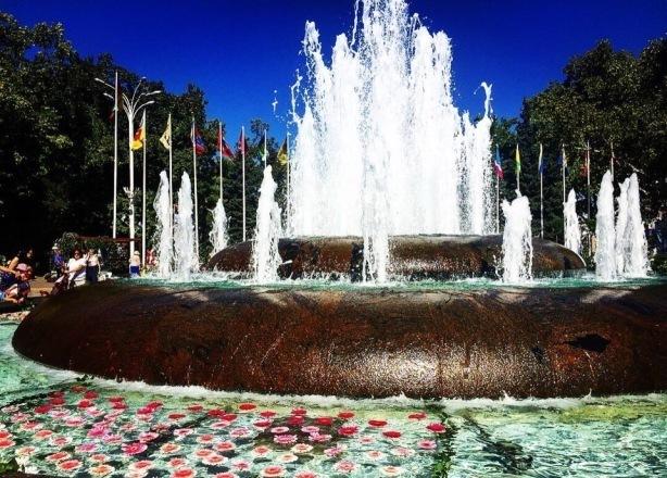 В 2019 году в Краснодаре запустят больше фонтанов
