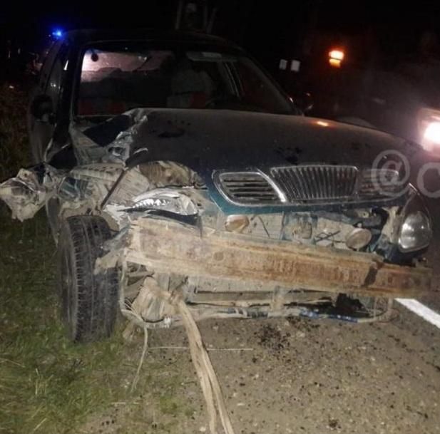 Родители с четырьмя детьми на мотоблоке госпитализированы после ДТП на Кубани
