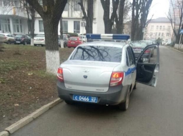 «Редкое» обращение поступило в адрес сотрудников полиции Краснодара
