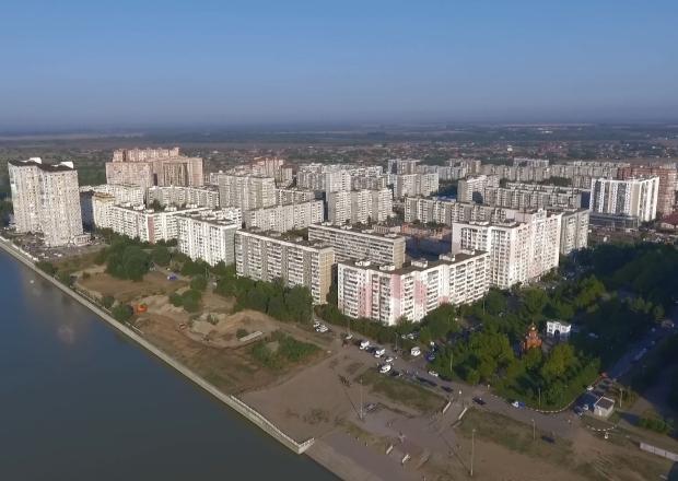 Почти две тысячи растений высадят в новой аллее Краснодара