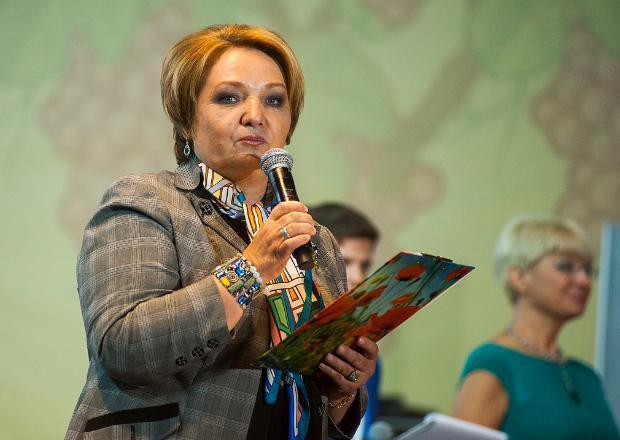 Бывшая вице-губернатор Кубани Золина вновь сменила место работы