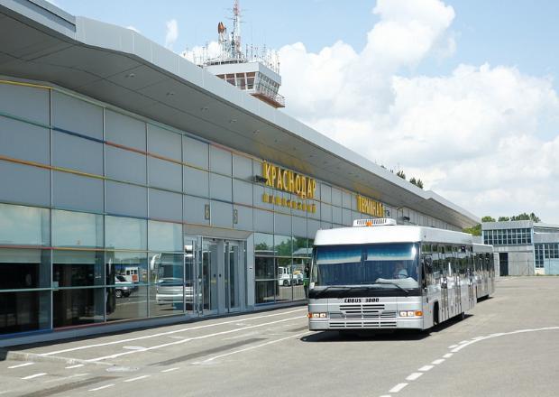 Назван первоначальный список имен для аэропортов Краснодара, Сочи и Анапы