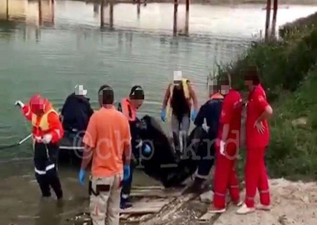 Труп мужчины выловили в реке в Туапсинском районе