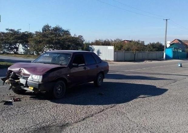 Два водителя без прав попали в ДТП на Кубани