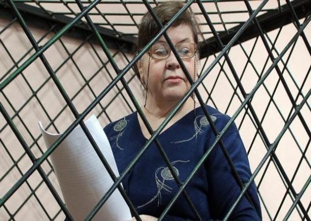Мать главаря кущевской банды Цапка выпустили из колонии раньше срока