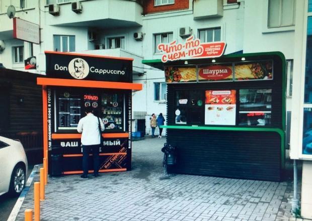 Незаконные ларьки исчезли с улиц Краснодара