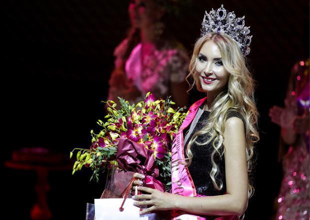 Многодетная мать из Геленджика стала второй вице-миссис Россия