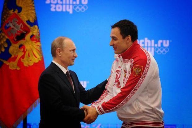 К «Команде Путина» призвал присоединиться двукратный чемпион игр в Сочи