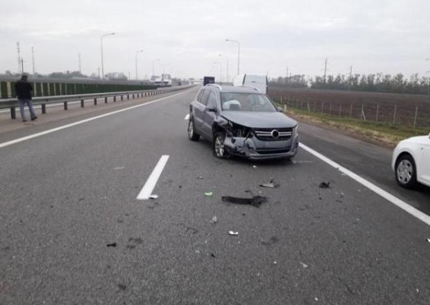 «Обочечник» и его пассажирка пострадали в ДТП на Кубани