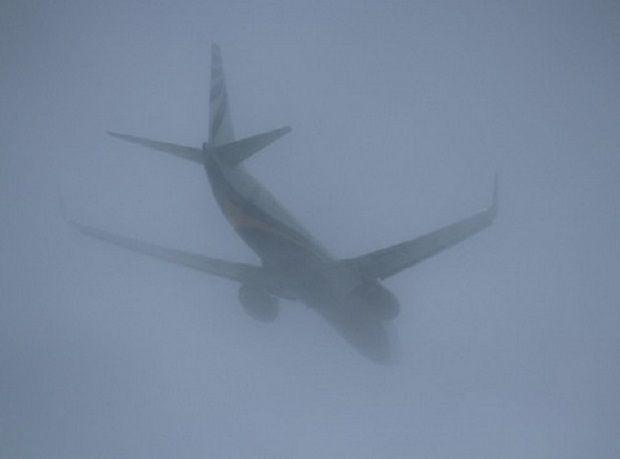 В Краснодаре из-за тумана задержали больше 10 рейсов