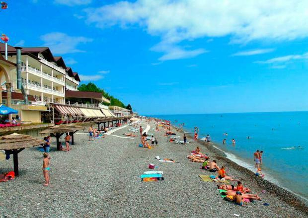 В Сочи планируют продлить пляжный сезон до конца октября