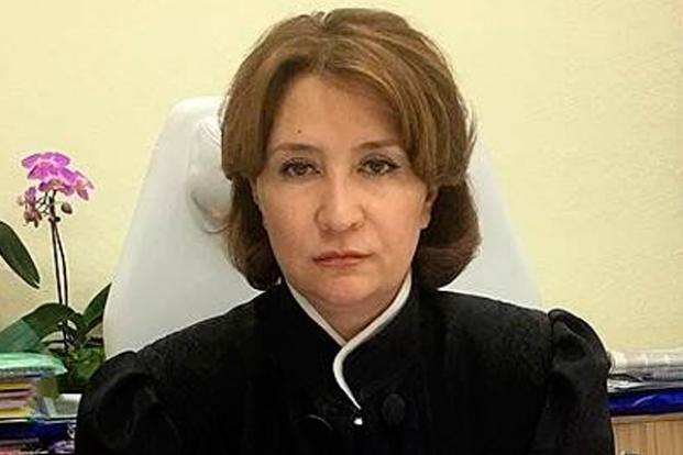 «Насудила» себе диплом «золотая судья» Елена Хахалева из Краснодарского края