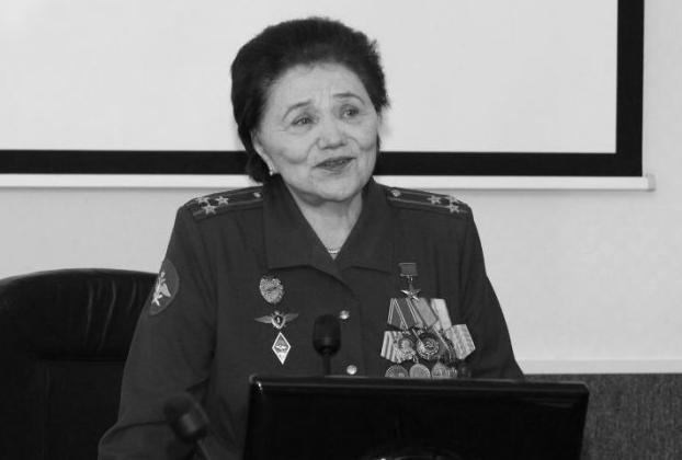 Скончалась лётчик-испытатель Марина Попович