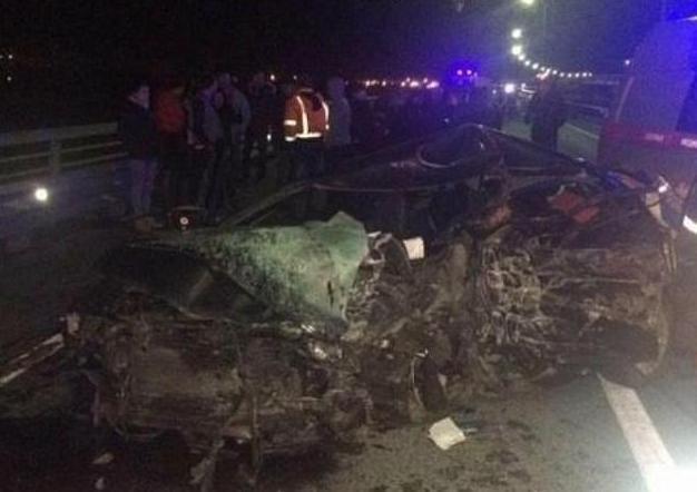 Новые детали трагедии натрассе вСочи: Погибли три человека