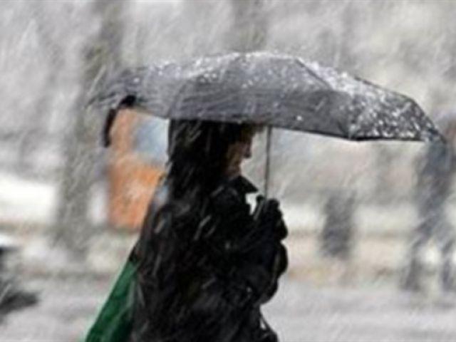 На Кубани в выходные дни ожидается мокрый снег