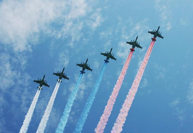 В честь 80-летия летного училища в Краснодаре пройдет воздушный парад