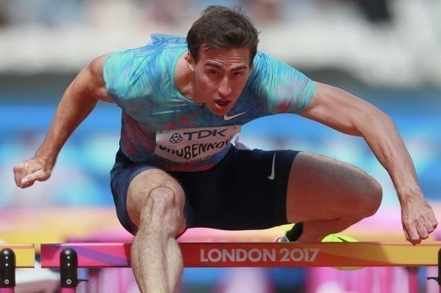Сергей Шубенков стал вторым наэтапе «Бриллиантовой лиги»